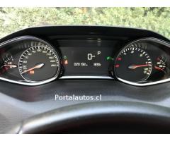 Peugeot 308 2017 Feline Diesel Automático