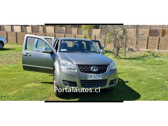 GREAT WALL 4X4 DOBLE CABINA