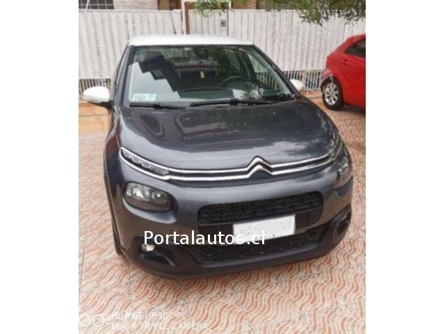 Vendo Citroën C3 full equipo, papeles al día,  precio conversable.